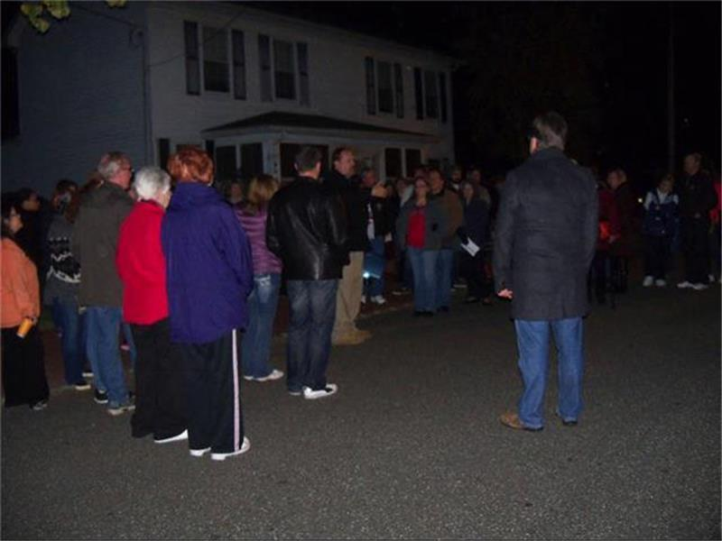 East Brunswick Ghost Walk