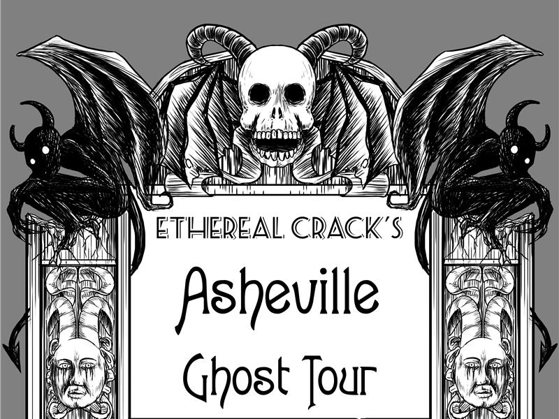 The Asheville Ghost Tour