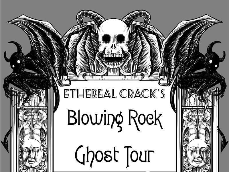 The Blowing Rock Ghost Tour