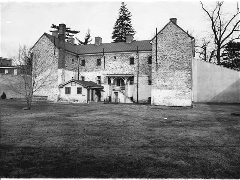 Burlington County Prison Ghost Hunt