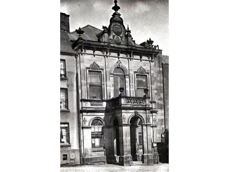 Halloween Ghost Hunt at the Haunted Ashbourne Town Hall - Halloween Ghost Hunt At The Haunted Ashbourne Town