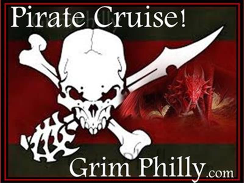 Grim Philly's Riverboat Cruise: Pirates & Jersey Devil