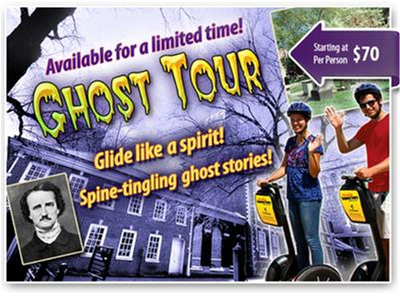 Philly Ghost Tour - Philly Ghost Tour