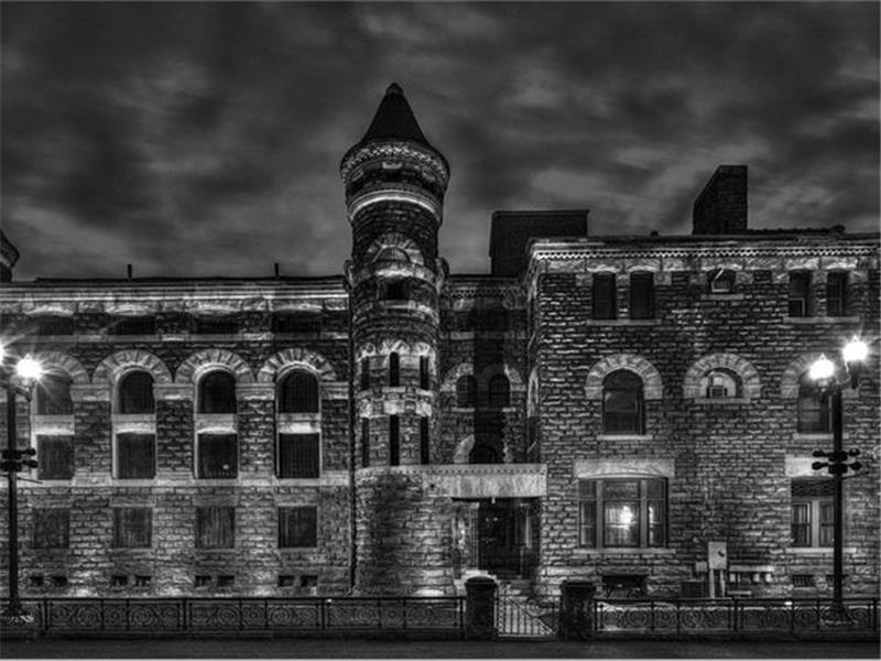 Old Licking County Jail Ghost Hunt