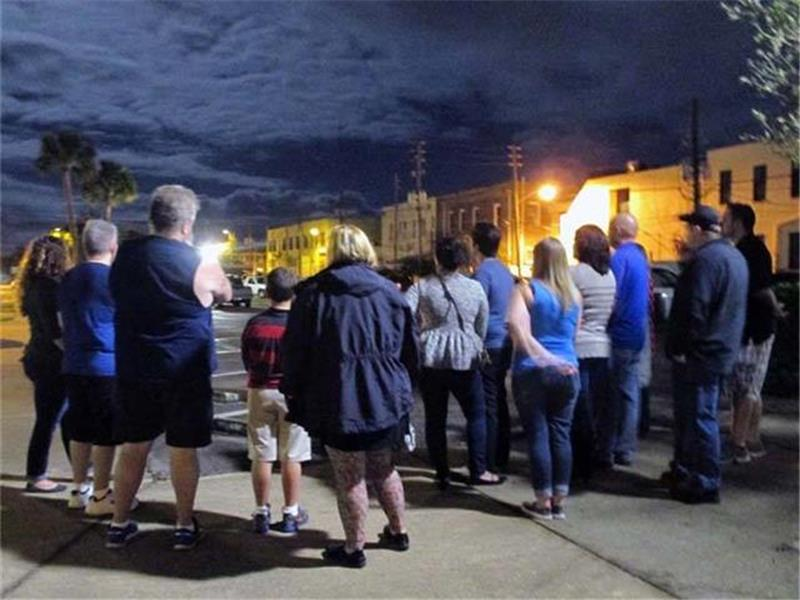 Haunted Sanford Historical Ghost Walk