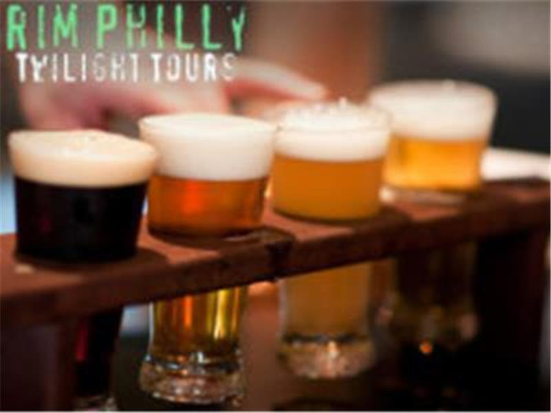 Grim Philly's Bootlegger's Ball Pub Crawl
