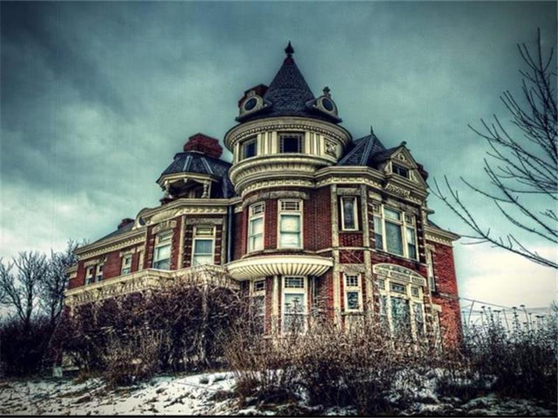McInteer Villa Ghost Hunt