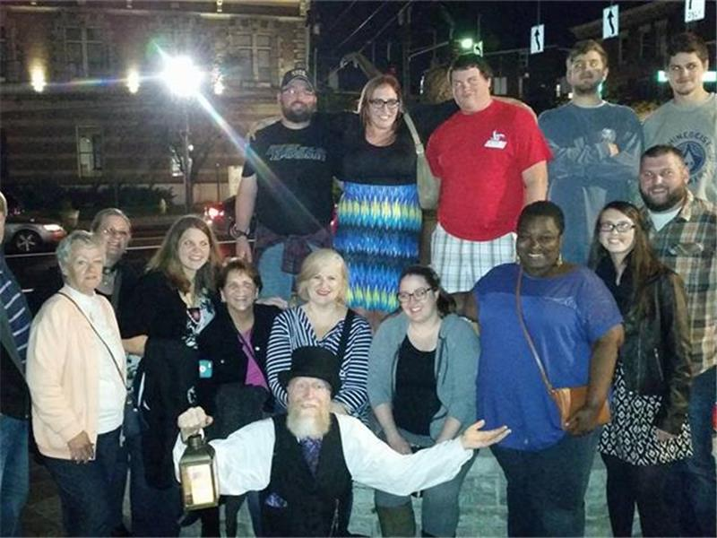 Cincinnati Ghost Tour