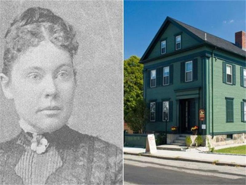 Lizzie Borden's House Ghost Hunt