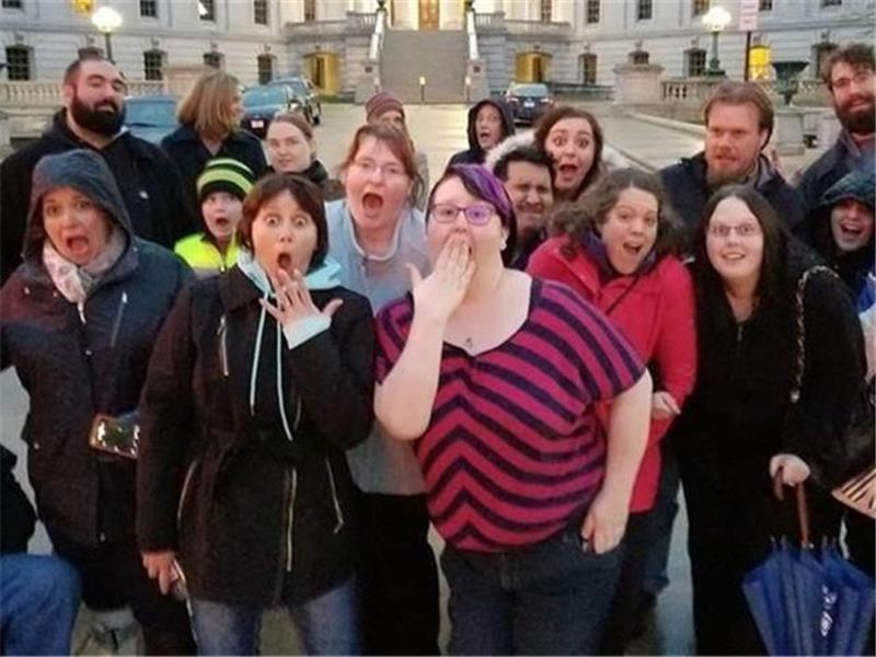 St. Paul Ghost Walks