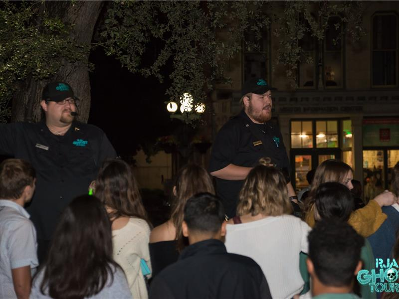 San Antonio Walking Ghost Tour