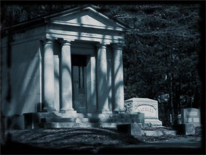 The Haunted Graveyard Tour