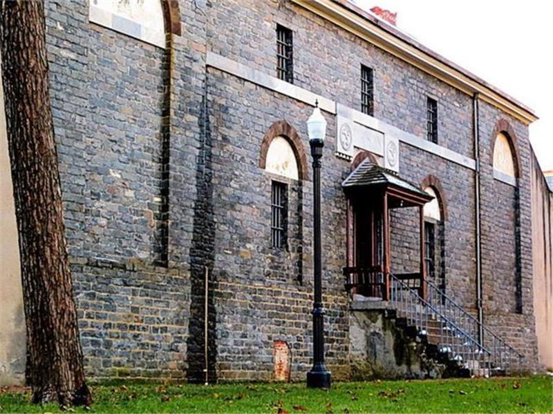 Burlington County Prison Ghost Hunt - Burlington County Prison Ghost Hunt
