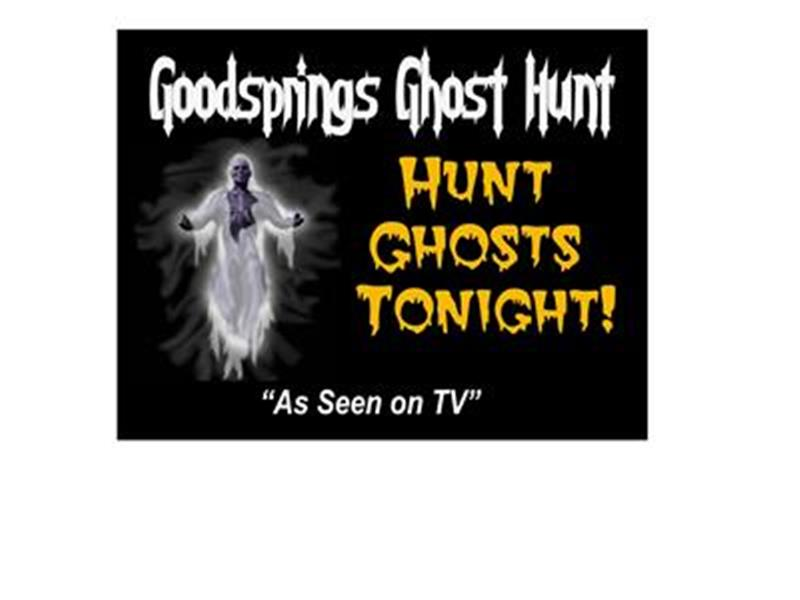 The Goodsprings Ghost Hunt