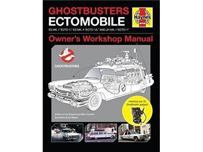 Ghostbusters Ectomobile Owners Workshop Manual