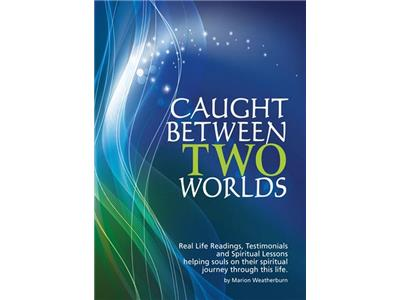 Caught Between Two Worlds Front cover