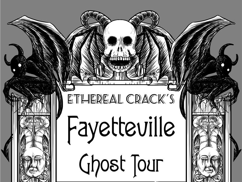 The Fayetteville Ghost Tour