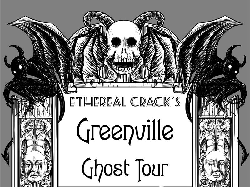 The Greenville (SC) Ghost Tour