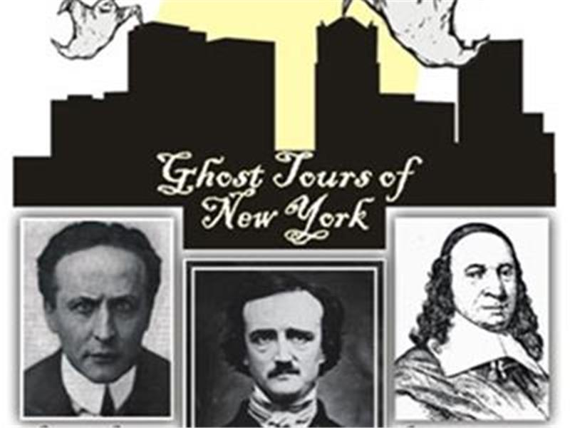 Washington Irving and the Ghosts of Gramercy Park