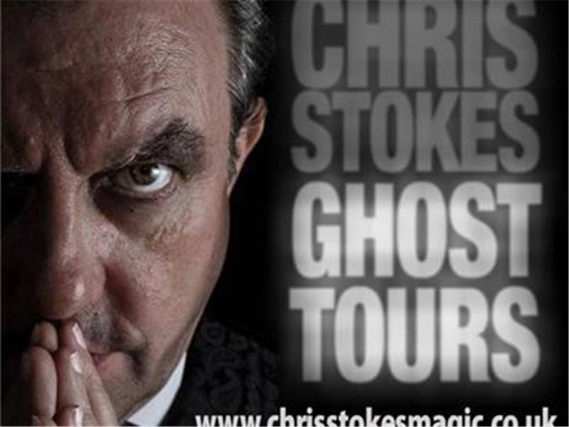 Chris Stokes Ghost Tours