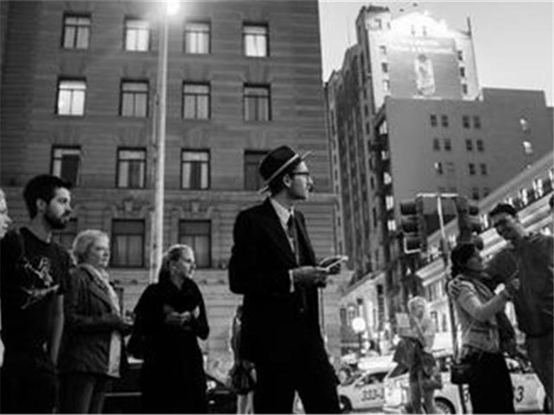 Haunted San Francisco Ghost Tour