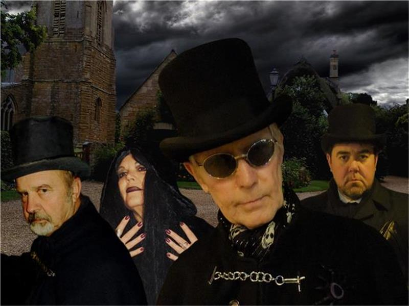 Stratford Town Ghost Walk guides