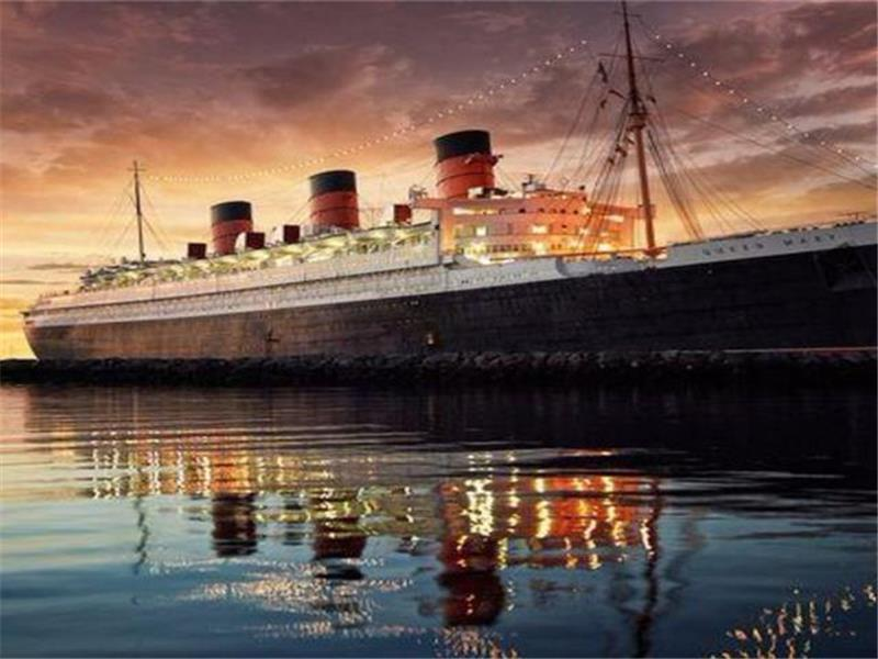 The Queen Mary Overnight Ghost Hunt