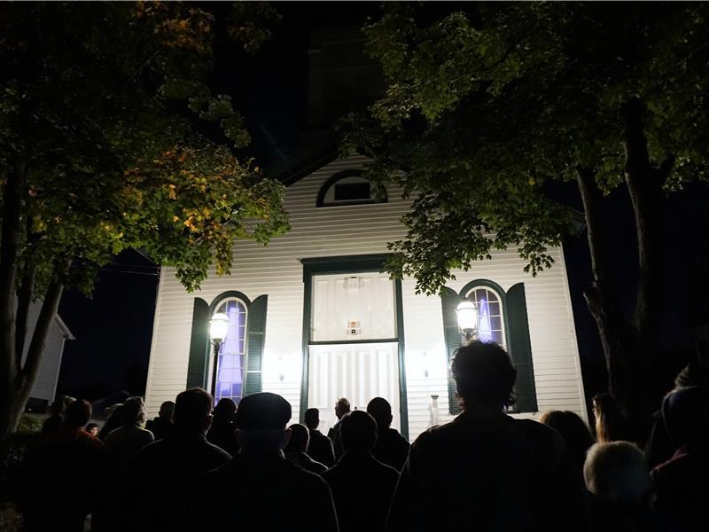 East Brunswick Ghost Tour