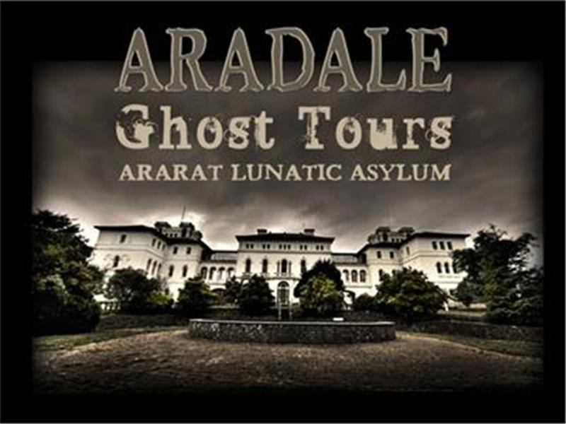 Aradale Extended Ghost Tour