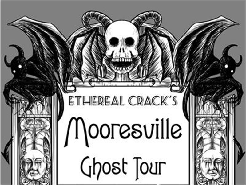 The Mooresville Ghost Tour