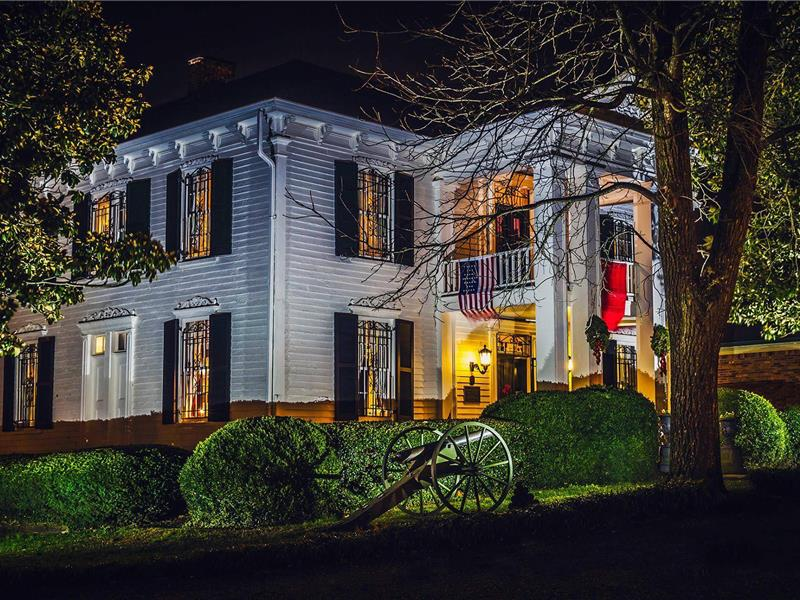 Halloween Ghost Tours of Lotz House