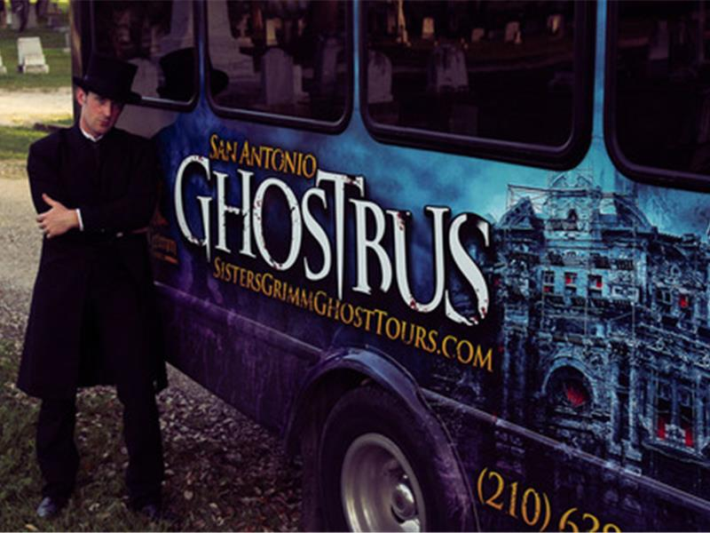San Antonio Ghost Bus Tour