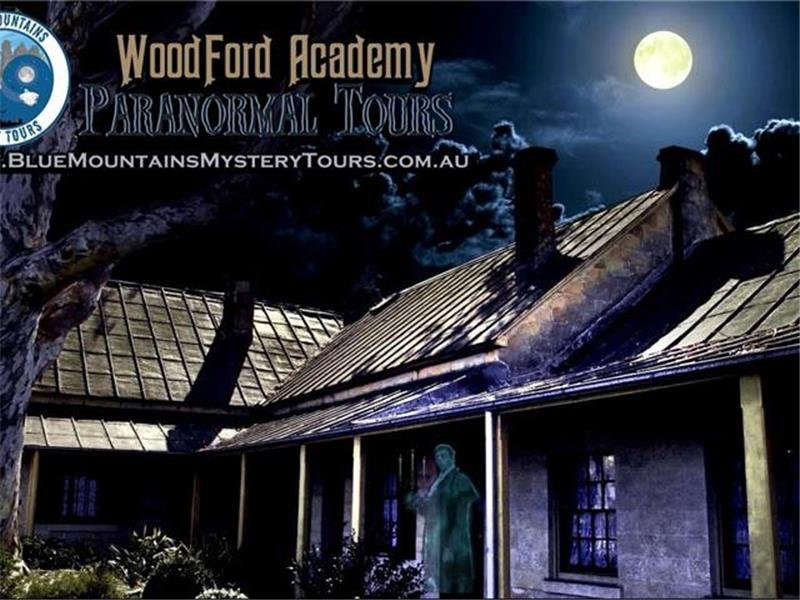 Woodford Academy Ghost Tour