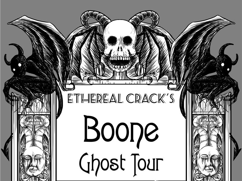 The Boone Ghost Tour