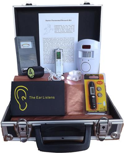 The Original Starter Ghost Hunting Kit